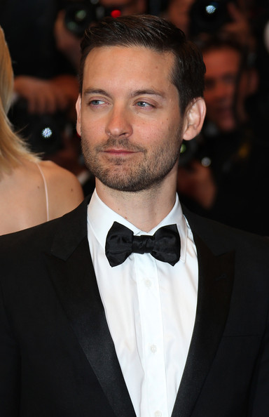 Tobey Maguire - Red Carpet Cannes 2013