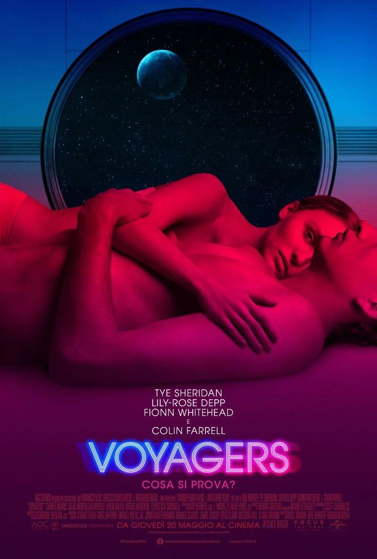 Locandina di Voyagers