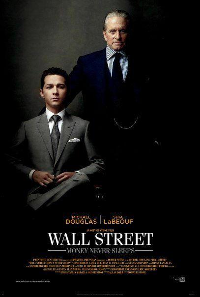 Locandina di: Wall Street: Il Denaro Non Dorme Mai