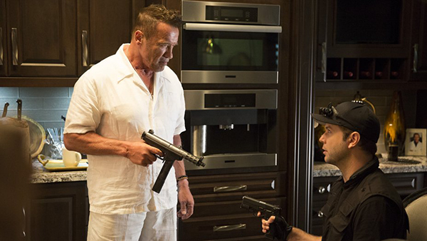 Why We're Killing Gunther: Arnold Schwarzenegger