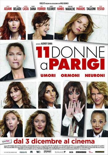 11 donne a Parigi - Recensione