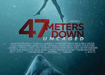 47 Metri - Great White: online il trailer italiano
