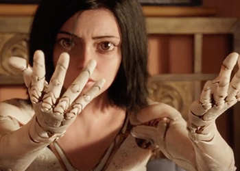 Alita: Angelo della Battaglia: l'intervista a Rosa Salazar e Keean Johnson
