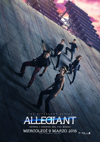 The Divergent Series: Allegiant - Recensione