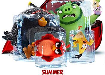 Angry Birds 2 - Nemici Amici per Sempre: online lo spot Brilliant
