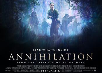 Annientamento: Natalie Portman al centro della nuova locandina internazionale