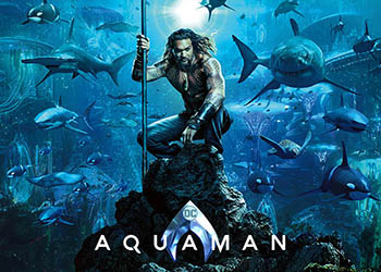 Aquaman: online il final trailer italiano