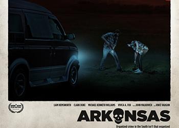 Online il nuovo poster originale di Arkansas