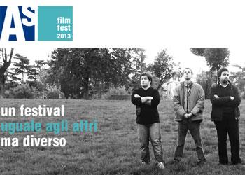 Al via le iscrizioni dell'AS Film Festival 2013: un Festival uguale agli altri, però diverso