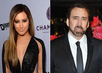 Ashley Tisdale sarà la figlia di Nicolas Cage nel prossimo film