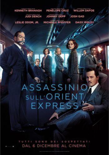 Assassinio sull'Orient Express - Recensione