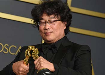 Oscar 2020: il trionfo di Parasite e del suo regista Bong Joon Ho