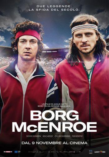 Borg McEnroe - Recensione