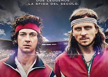 Il nuovo trailer italiano di Borg McEnroe