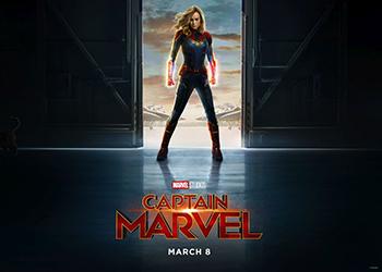 Captain Marvel: in rete lo spot Connection