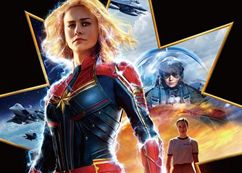 Captain Marvel: online lo spot internazionale Ready
