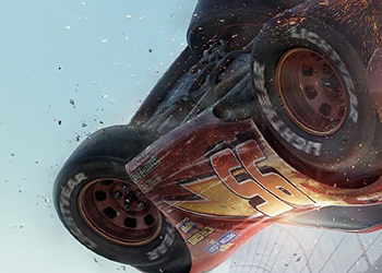 Cars 3: online la scena Vettel
