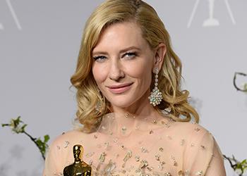 Cannes 2018: Cate Blanchett sarà Presidente della Giuria