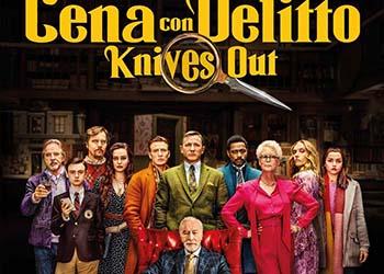 Cena con Delitto - Knives Out: online il nuovo trailer italiano