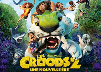 I Croods 2: Una Nuova Era: in rete un nuovo poster internazionale