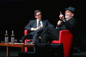 Alla Festa del Cinema di Roma è il giorno di David Mamet che ha incontrato il pubblico