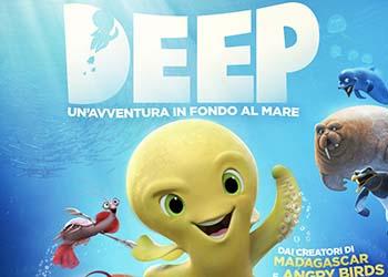 Deep - Un'Avventura in Fondo al Mare: rilasciato il trailer italiano