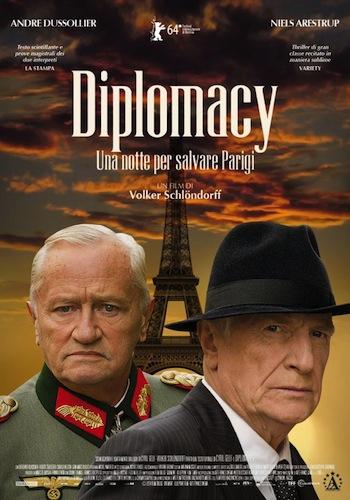 Diplomacy - Una notte per salvare Parigi - Recensione