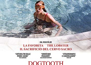 Dogtooth: online il trailer italiano del film di Yorgos Lanthimos