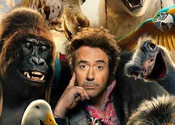Dolittle: ecco i poster dedicati agli animali presenti nel film
