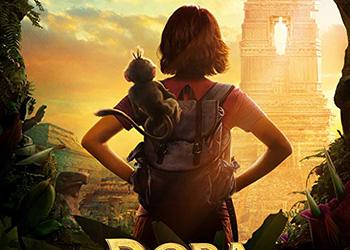 Dora e la Città Perduta: online il nuovo trailer internazionale
