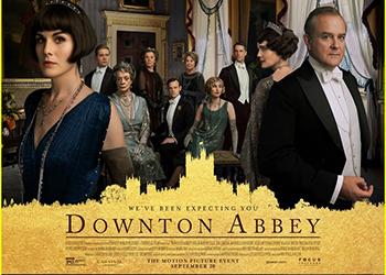 Downton Abbey: in rete la clip Non con un'americana