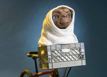E.T. L'Extra-Terrestre dal 24 ottobre per la prima volta in Blu-ray