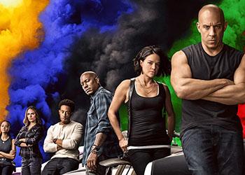 Fast & Furious 9: la scena Attacco al blindato