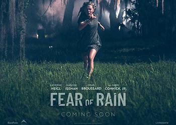 Fear of Rain: online il trailer internazionale
