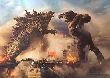 Godzilla vs Kong: ecco il trailer italiano!