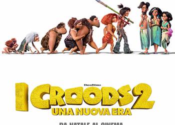 I Croods 2: Una Nuova Era: la clip Si chiama doccia!