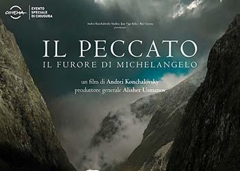 Il Peccato - Il Furore di Michelangelo: online una scena dal titolo Andate via