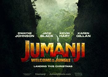 Jumanji: Benvenuti nella Giungla: la clip Benvenuti