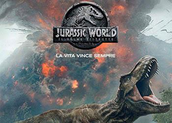 Jurassic World - Il Regno Distrutto: la featurette I film della saga