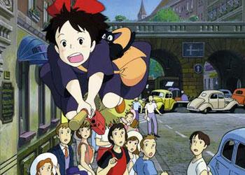 Kiki Consegne a Domicilio del Maestro Hayao Miyazaki: ecco il trailer italiano