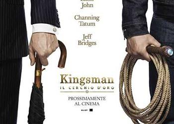 Kingsman: Il Cerchio dOro dal 12 Dicembre in Home Video: la featurette Behind the Story
