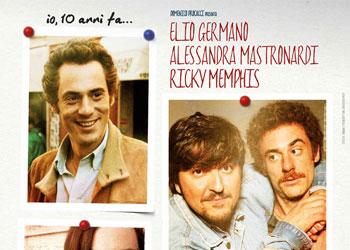 L'ultima ruota del carro di Giovanni Veronesi con Elio Germano: ecco il trailer ed il poster