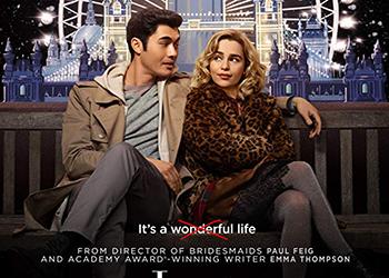 Last Christmas: il trailer internazionale della commedia con Emilia Clarke