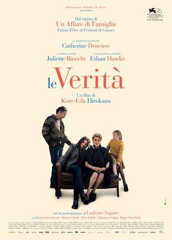 La Vérité - Recensione - Venezia 76