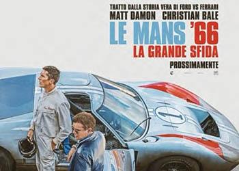 Le Mans '66 - La Grande Sfida: online lo spot Run Free