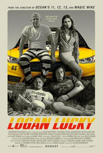 Logan Lucky - Recensione