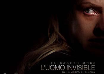 L'Uomo Invisibile: rilasciato il primo trailer italiano
