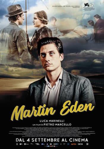 Martin Eden - Recensione - Venezia 76