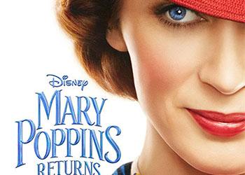 Il Ritorno di Mary Poppins: ecco il teaser trailer italiano
