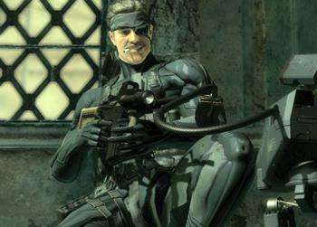 Metal Gear Solid: Hideo Kojima accosta Luca Marinelli a Snake